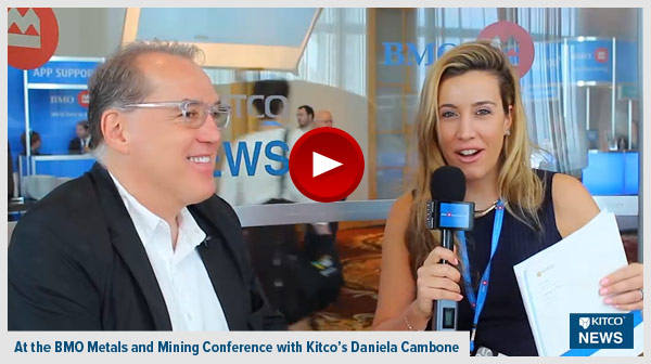 Frank Holmes: This Rally Has Room to Grow - Kitco News - 25th Global Metals & Mining Conference