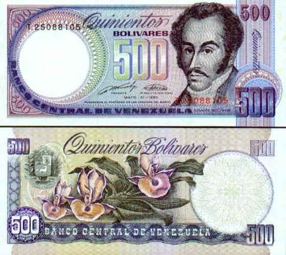 Bolivar Fuerte