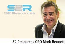 S2 Resources CEO Mark Bennett