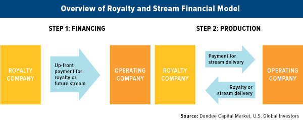 Overview of Royalty and Stream Financial Model